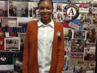 Member Spotlight: Xianszelle Grace, AmeriCorps Instructional Support Team Member