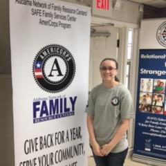 Member Spotlight: Shelby Harris, ANFRC AmeriCorps member
