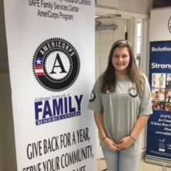 Member Spotlight: Taylor Harris, ANFRC AmeriCorps member