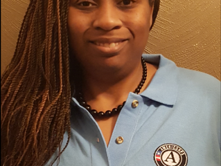 Tamika Holmes - Alabama Network of Family Resources