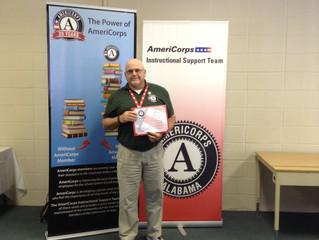 Member Spotlight: Mike Earnest, Instructional Assistant
