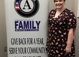 Member Spotlight: Jessica Hamilton, Alabama Network of Family Resource Centers Member