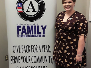 Member Spotlight: Jessica Hamilton, Alabama Network of Family Resource Centers Member