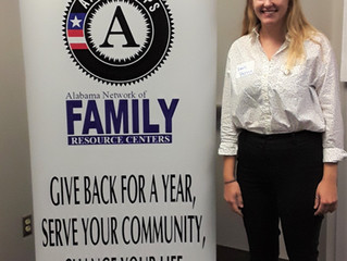 Member Spotlight: Emily Paxton, Alabama Network of Family Resource Centers Member