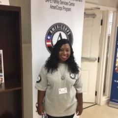 Member Spotlight: Jasmine Hightower, ANFRC AmeriCorps member
