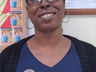 Member Spotlight: Anisha Ellis, Selma AmeriCorps Program Member