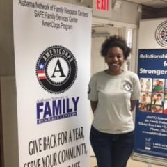 Member Spotlight: Michaela Walls, ANFRC AmeriCorps member