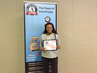 Xianszelle Bailey - AmeriCorps Instructional Support Team