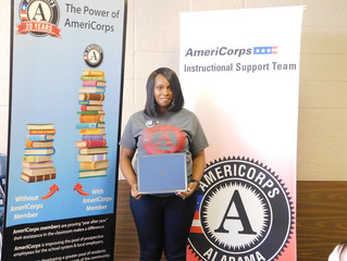 Member Spotlight: Shannon Powell, AmeriCorps Instructional Support Team Member