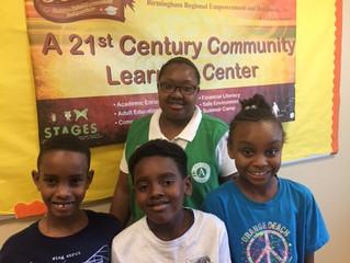 Jasimine Montgomery - Birmingham Engaging in STEM