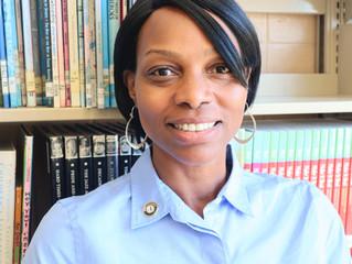Member Spotlight: Hazina Dorius, Teach For America-AL Member