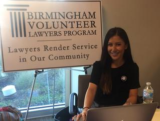 Member Spotlight: Jessica Chang, Client and Volunteer Coordinator