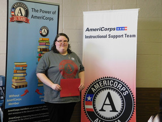 Member Spotlight: Christina Massenburg, AmeriCorps Instructional Support Team Member