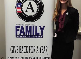Member Spotlight: Abigail Gunter, Alabama Network of Family Resource Centers Member