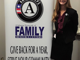 Member Spotlight: Abigail Gunter, Alabama Network of Family Resource Centers Member