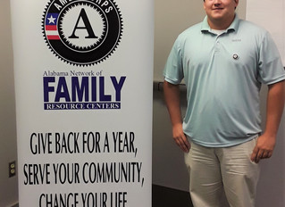 Member Spotlight: Tyler Jacobs, Alabama Network of Family Resource Centers Member