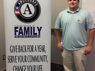 Member Spotlight: Tyler Jacobs, Alabama Network of Family Resource Centers Member