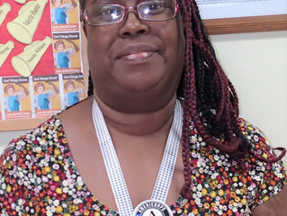 Member Spotlight: Sandra Shelton, Selma AmeriCorps Program Member