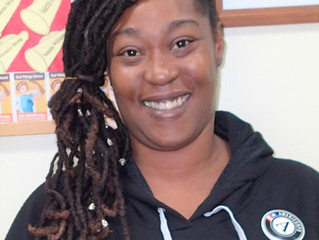 Member Spotlight: Veronique Gayle, Selma AmeriCorps Program Member
