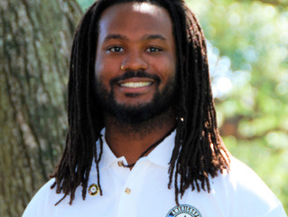 Member Spotlight: DeMonzo McGinnis, Mobile Baykeeper AmeriCorps Program Member