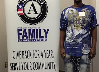 Member Spotlight: Narada White, Alabama Network of Family Resource Centers Member