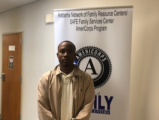 Member Spotlight: Marshall Williams, ANFRC AmeriCorps member