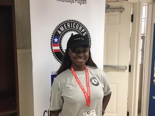 Member Spotlight: Amanda Hull, ANFRC AmeriCorps member