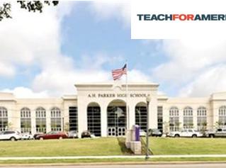 Site Spotlight: A.H. Parker High School Birmingham, Alabama