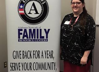 Member Spotlight: Caitlin Ulry, Alabama Network of Family Resource Centers Member