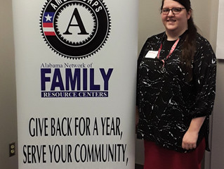 Member Spotlight: Caitlin Ulry, Alabama Network of Family Resource Centers Member
