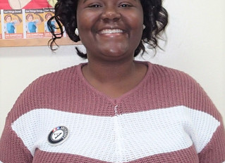 Member Spotlight: Ja'kirra Ward, Selma AmeriCorps Program Member