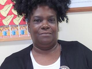 Member Spotlight: Zenobia Lewis, Selma AmeriCorps Program Member