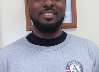 Member Spotlight: Brandon Johnson, Selma AmeriCorps Program Member