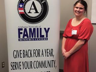 Member Spotlight: Emily Yates, Alabama Network of Family Resource Centers Member