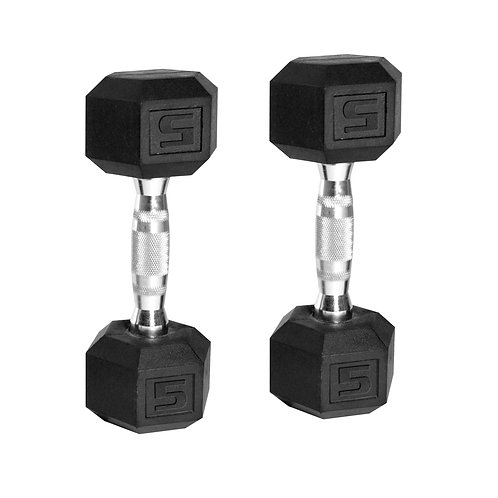 Dumbbells - 8 to 12 Pounds