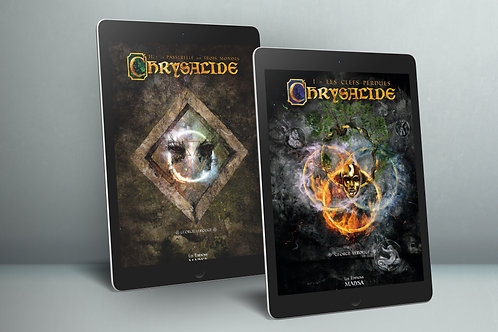 Chrysalide Tome 1 et 2