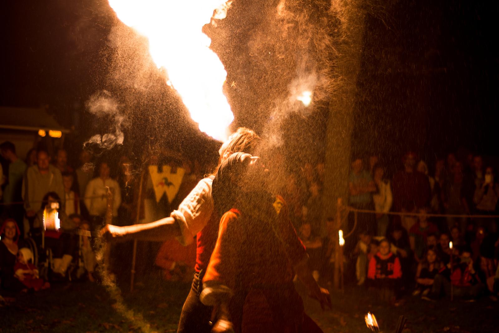 Flammen met Florissimo