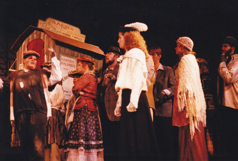 Sweeney Todd - 1998