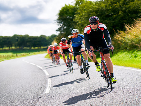 How to Get Ready for a Cycling Relay Race