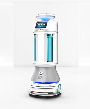 Keenon-Disinfection-Robot-M2-Keenon-Robo