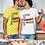 Thumbnail: LOVE IS Unisex Jersey Short Sleeve Tee