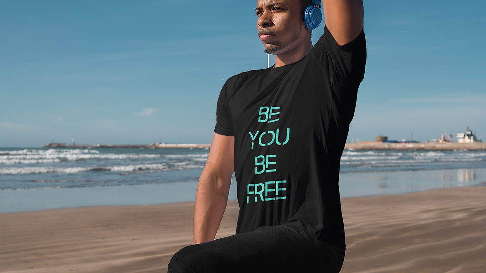 BE YOU BE FREE Tee
