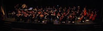 Youth Symphonic Orchestra or El Salvador