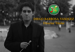 Diego Barbosa-Vásquez _ Opera and Orches