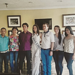 After press conference of Huila Philharm