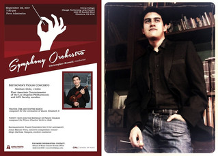 Barbosa-Vásquez dirige Rachmaninov en California