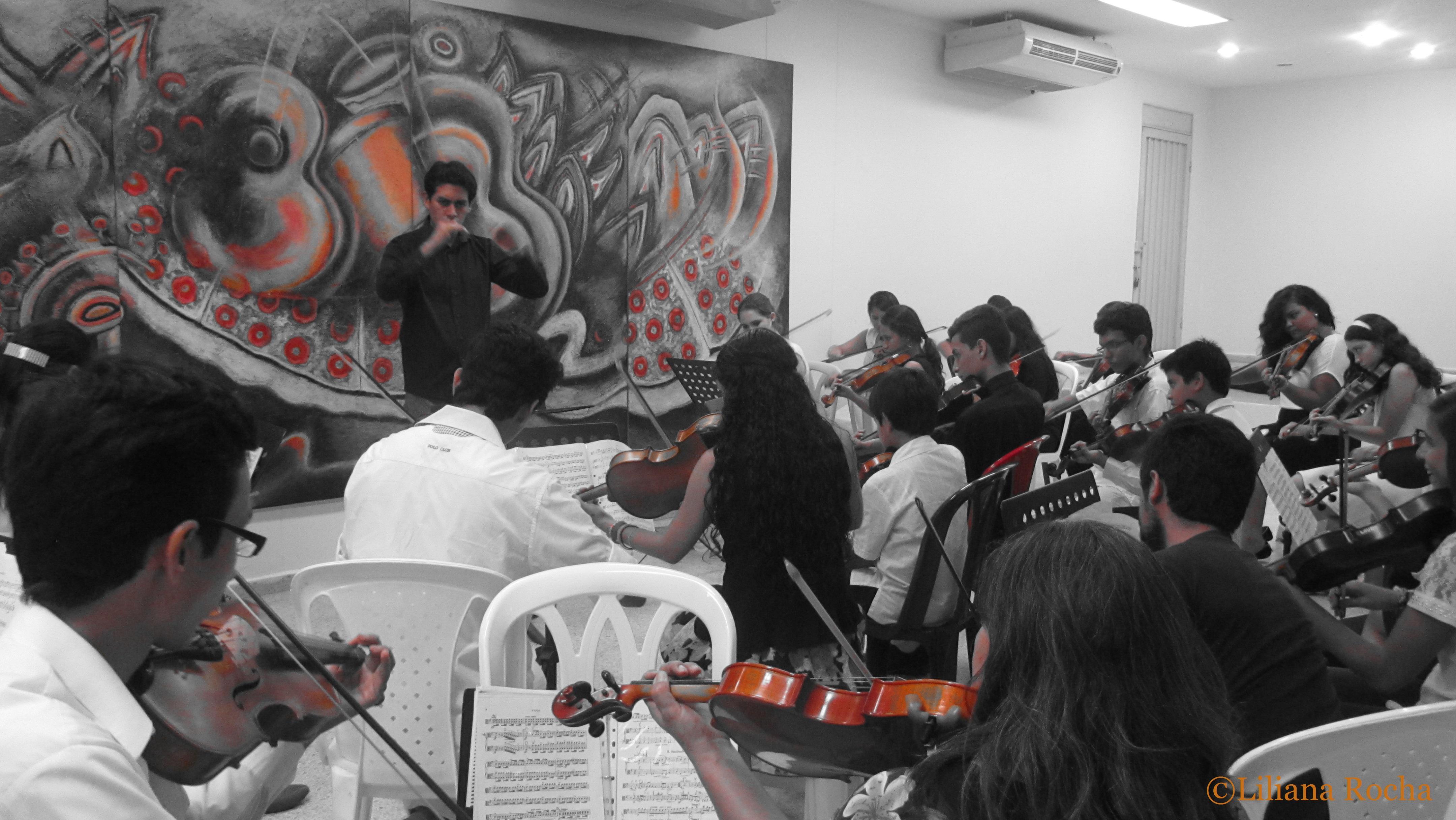 Symphony of Huila Conservatorie