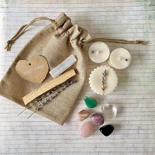 Healing & Bereavement Self-Care Crystal Kit