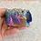 Thumbnail: Rainbow Amethyst Crystal Cluster C13
