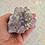 Thumbnail: Aura Amethyst Crystal Cluster C7